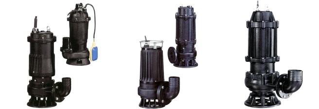 雨水和污水提升泵的选择